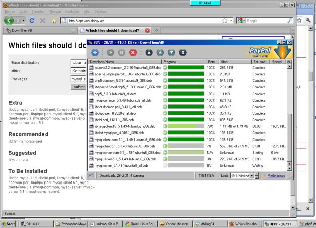 mysql-server-dta